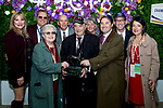 November 2, 2018: on Breeders' Cup World Championship Friday at Churchill Downs on November 2, 2018 in Louisville, Kentucky. Ryan Denver/Eclipse Sportswire/CSM