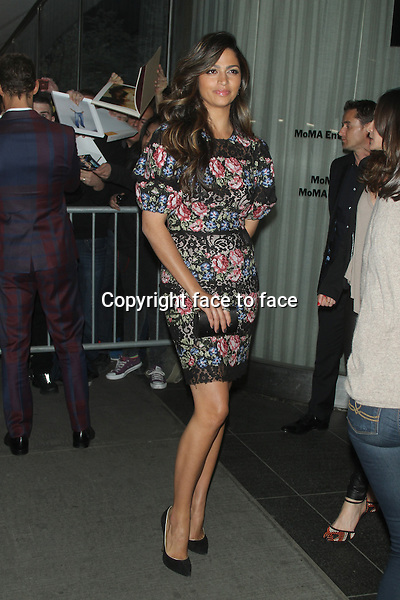 Camila Alves McConaughey at The Cinema Society screening of 'Mud' at The Museum of Modern Art on April 21, 2013 in New York City. ..Credit: MediaPunch/face to face..- Germany, Austria, Switzerland, Eastern Europe, Australia, UK, USA, Taiwan, Singapore, China, Malaysia and Thailand rights only -