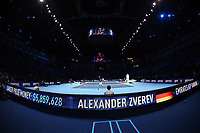 AMBIENCE<br /> <br /> TENNIS - NITTO ATP FINALS - 02 ARENA, LONDON, UNITED KINGDOM, 2017  <br /> <br /> <br /> <br /> &copy; TENNIS PHOTO NETWORK