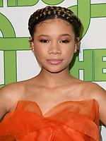 06 January 2019 - Beverly Hills , California - Storm Reid . 2019 HBO Golden Globe Awards After Party held at Circa 55 Restaurant in the Beverly Hilton Hotel. <br /> CAP/ADM/BT<br /> ©BT/ADM/Capital Pictures