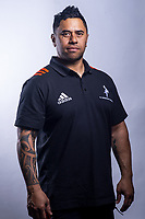 S&C coach Anthony Josephs. 2019 New Zealand Schools Barbarians rugby union headshots at the Sport & Rugby Institute in Palmerston North, New Zealand on Wednesday, 25 September 2019. Photo: Dave Lintott / lintottphoto.co.nz