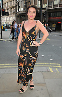 Candice Brown at the &quot;Game of Thrones&quot; season one special screening to mark its release in 4K Ultra HD, Picturehouse Central, Corner of Shaftesbury Avenue and Great Windmill Street, London, England, UK, on Wednesday 06 June 2018.<br /> CAP/CAN<br /> &copy;CAN/Capital Pictures