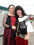 Anita Lynch and Patrick Dudden pictured at the Fair on the green in Duleek. Photo: www.pressphotos.ie