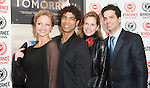 "Cindy Jourdain, Carlos Acosta, Darcy Bussell and Arionel Vargas attend the world premiere of the film ""Love Tomorrow"" at the 20th Raindance Film Festival, London"