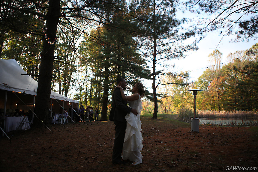 Love in the Hocking Hills<br /> #LayneandBriansWedding