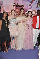 Misty Copeland, Ellie Bamber, Mackenzie Foy, Keira Knightley<br /> 'The Nutcracker and the Four Realms' European Film Premiere at Westfield, London, England  on November 01,  2018.<br /> CAP/PL<br /> &copy;Phil Loftus/Capital Pictures