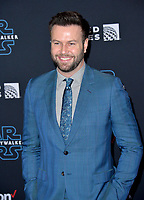 "LOS ANGELES, USA. December 17, 2019: Taran Killam at the world premiere of ""Star Wars: The Rise of Skywalker"" at the El Capitan Theatre.<br /> Picture: Paul Smith/Featureflash"