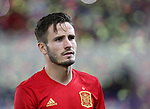 Spain's Saul Niguez looks on dejected after losing during the UEFA Under 21 Final at the Stadion Cracovia in Krakow. Picture date 30th June 2017. Picture credit should read: David Klein/Sportimage