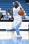 09 November 2015: North Carolina's Jamie Cherry. The University of North Carolina Tar Heels hosted the University of Mount Olive Trojans at Carmichael Arena in Chapel Hill, North Carolina in a 2015-16 NCAA Women's Basketball exhibition game. UNC won the game 99-45.