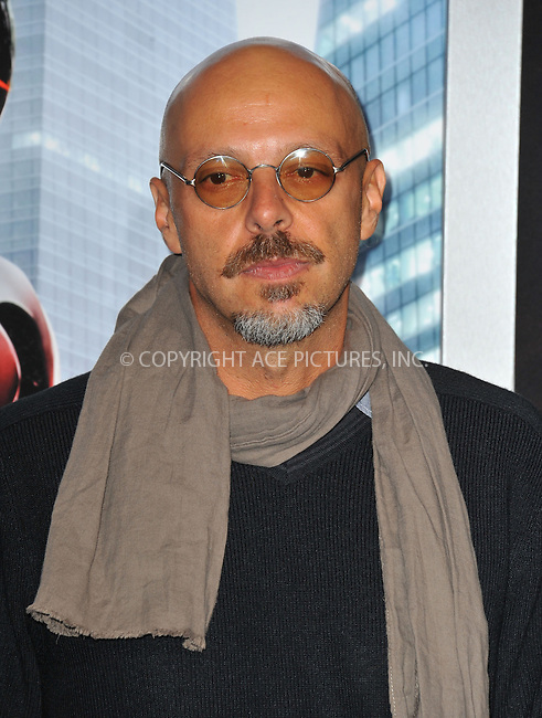 WWW.ACEPIXS.COM<br /> <br /> February 10 2014, New York City<br /> <br /> Jose Padilha arriving at the Los Angeles premiere of 'Robocop' at TCL Chinese Theatre on February 10, 2014 in Hollywood, California<br /> <br /> By Line: Peter West/ACE Pictures<br /> <br /> <br /> ACE Pictures, Inc.<br /> tel: 646 769 0430<br /> Email: info@acepixs.com<br /> www.acepixs.com