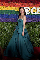 NEW YORK, NEW YORK - JUNE 09: Hilary Rhoda attends the 73rd Annual Tony Awards at Radio City Music Hall on June 09, 2019 in New York City. <br /> CAP/MPI/IS/JS<br /> ©JSIS/MPI/Capital Pictures