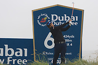 Kurt Kitayama (USA) on the 6th tee during Round 2 of the Irish Open at LaHinch Golf Club, LaHinch, Co. Clare on Friday 5th July 2019.<br /> Picture:  Thos Caffrey / Golffile<br /> <br /> All photos usage must carry mandatory copyright credit (© Golffile | Thos Caffrey)