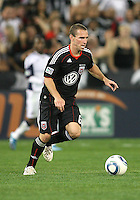 Kurt Morsink #6 of D.C. United during an MLS match against the New England Revolution on April 3 2010, at RFK Stadium in Washington D.C.