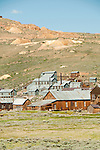 Gold Mining Ghost Town, Bodie, Eastern Sierra, California, USA.  Photo copyright Lee Foster.  Photo # california121040