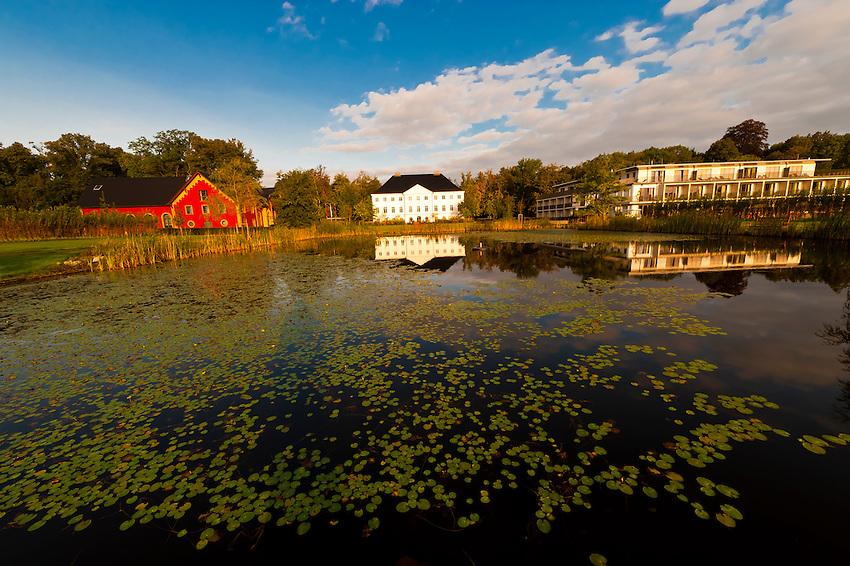 hotel schlossgut gross schwansee on the baltic sea gross schwansee mecklenburg west pomerania. Black Bedroom Furniture Sets. Home Design Ideas