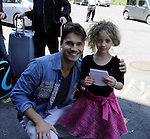 Papermill Playhouse presents ballroom with a twist 2 starring Dancing with the Stars - Gleb Savchenko and Stephanie on May 11, 2014 in Millburn, New Jersey. (Photo by Sue Coflin/Max Photos)