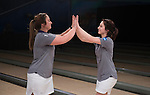 16 APR 2016:  Team introductions ahead of the Division I Women's Bowling Championship held at the Brunswick Zone Carolier in North Brunswick, NJ.  Stephen F. Austin State won the national title.  Ben Solomon/NCAA Photos