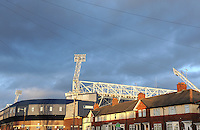 A general View of The Hawthorns, home of West Bromwich Albion before the Barclays Premier League match between West Bromwich Albion and Swansea City at The Hawthorns on the 2nd of February 2016