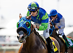 AUG 17: Mr. Vargas with Joe Talamo wins the Green Flash Stakes at The Del Mar Thoroughbred Club in Del Mar, California on August 17, 2019. Evers/Eclipse Sportswire/CSM
