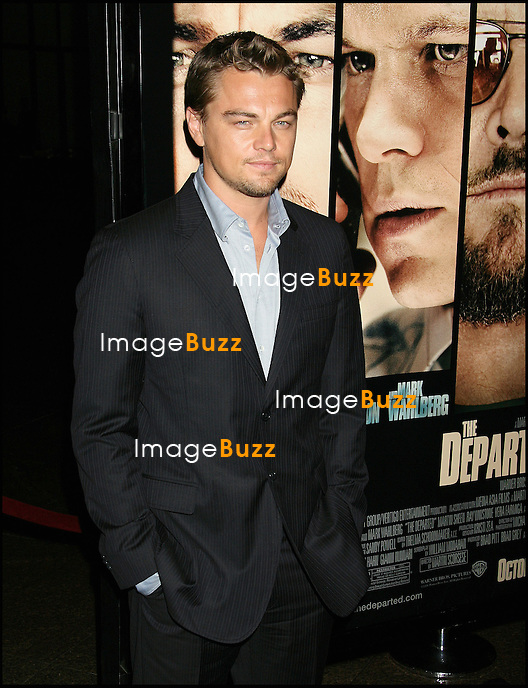 "LEONARDO DICAPRIO - PROJECTION DU FILM ""THE DEPARTED"" A LOS ANGELES.."" THE DEPARTED "" INDUSTRY SCREENING, AT THE DIRECTOR' S GUILD IN WEST HOLLYWOOD.  .LOS ANGELES, OCTOBER 5, 2006...Pic : Leonardo DiCaprio"