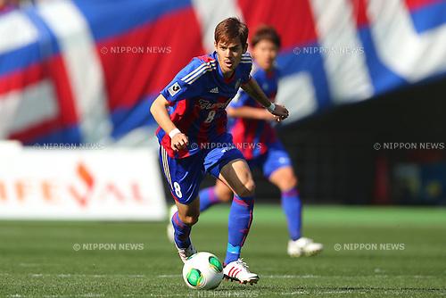 Ariajasuru Hasegawa (FC Tokyo), MARCH 9, 2013 - Football / Soccer : 2013 J.LEAGUE Division 1 match between FC Tokyo 3-0 Kashiwa Reysol at Ajinomoto Stadium, Tokyo, Japan. (Photo by AFLO SPORT) [1156].