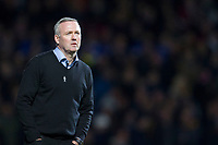 Paul Lambert, Manager of Ipswich Town during Ipswich Town vs Rotherham United, Sky Bet EFL Championship Football at Portman Road on 12th January 2019