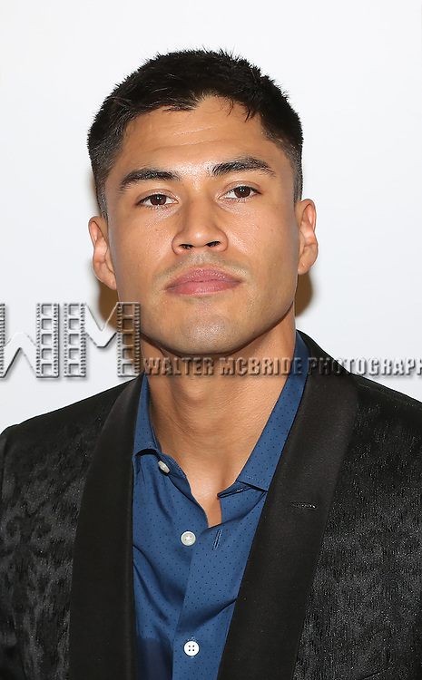 :Martin Sensmeier attends 'The Magnificent Seven' Red Carpet Gala Opening Night of the 2016 Toronto International Film Festival at TIFF Bell Lightbox on September 8, 2016 in Toronto, Canada.
