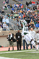 Eastern Michigan University's Homecoming Football Game vs. Ohio University. 2010