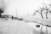 Transylvania, Romania<br /> January 1992