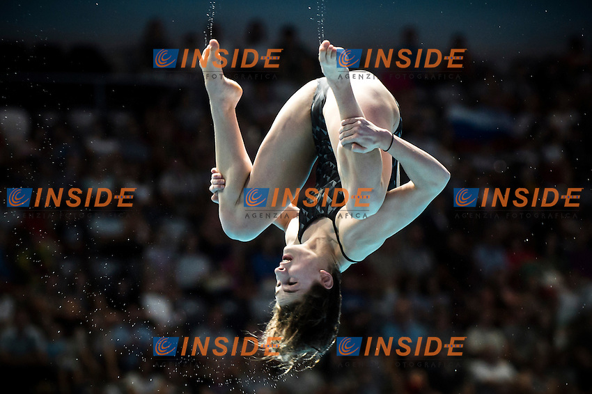 KEENEY Maddison AUS<br /> Diving - Women's 1m springboard preliminaries<br /> Day 03 26/07/2015<br /> XVI FINA World Championships Aquatics Swimming<br /> Kazan Tatarstan RUS July 24 - Aug. 9 2015 <br /> Photo Giorgio Perottino/Deepbluemedia/Insidefoto
