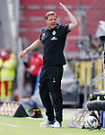 Trainer Florian Kohfeldt (Bremen)<br /><br />Sport: Fussball: 1. Bundesliga:: nphgm001:  Saison 19/20: 33. Spieltag: 1. FSV Mainz 05 vs SV Werder Bremen 20.06.2020<br />Foto: Wagner/Witters/Pool//via gumzmedia/nordphoto<br /><br /><br /> DFL REGULATIONS PROHIBIT ANY USE OF PHOTOGRAPHS AS IMAGE SEQUENCES AND OR QUASI VIDEO<br />EDITORIAL USE ONLY<br />NATIONAL AND INTERNATIONAL NEWS AGENCIES OUT