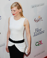 BEVERLY HILLS, CA - JULY 24: Cate Blanchett attends the premiere of 'Blue Jasmine' hosted by the AFI & Sony Picture Classics at the AMPAS Samuel Goldwyn Theater on July 24, 2013 in Beverly Hills, California. (Photo by Celebrity Monitor)
