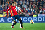Spain's Rodrigo Moreno  during the qualifying match for Euro 2020 on 23th March, 2019 in Valencia, Spain. (ALTERPHOTOS/Alconada)