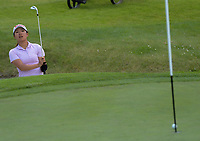 Subin Wui. 2018 Annika Australiasia Invitational Junior-Am at Royal Wellington Golf Club in Upper Hutt, Wellington, New Zealand on Friday, 14 December 2018. Photo: Dave Lintott / lintottphoto.co.nz