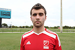 10 January 2016: Josh Turnley (Georgetown). The adidas 2016 MLS Player Combine was held on the cricket oval at Central Broward Regional Park in Lauderhill, Florida.