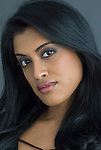 Beauty photos of woman of Indian Ethnicity