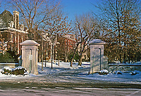 St. Louis: West End. Gates, Hortense Place. Photo '78.