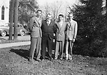 James Alexander, Porky Loucks, Unknown, Allen Phelps<br />