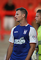 Tommy Smith of Ipswich<br />  Stevenage v Ipswich Town - Capital One Cup First Round - Lamex Stadium, Stevenage - 6th August, 2013<br />  © Kevin Coleman 2013