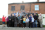 Handing over of Keys for 89 Moneymore from Drogheda Trianing Initiative to Drogheda Borough Council...(Photo credit should read Jenny Matthews/www.newsfile.ie)....This Picture has been sent you under the conditions enclosed by:.Newsfile Ltd..The Studio,.Millmount Abbey,.Drogheda,.Co Meath..Ireland..Tel: +353(0)41-9871240.Fax: +353(0)41-9871260.GSM: +353(0)86-2500958.email: pictures@newsfile.ie.www.newsfile.ie.