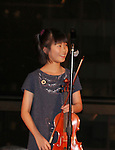 Maggie Chang (violin) at The 29th Annual Jane Elissa Extravaganza which benefits The Jane Elissa Charitable Fund for Leukemia & Lymphoma Cancer, Broadway Cares and other charities on November 14, 2016 at the New York Marriott Hotel, New York City presented by Bridgehampton National Bank and Walgreens. (Photo by Sue Coflin/Max Photos)