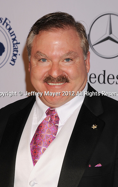 BEVERLY HILLS, CA - OCTOBER 20: James Van Praagh  arrives at the 26th Anniversary Carousel Of Hope Ball presented by Mercedes-Benz at The Beverly Hilton Hotel on October 20, 2012 in Beverly Hills, California.