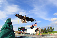 The Eastern Michigan University Football team defeats Morgan State U. in their2014 Home Opener. August 30, 2014
