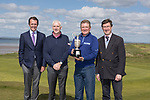 The Senior Open Championship Presented by Rolex Media Day.<br /> Royal Porthcawl<br /> 26.04.17<br /> ©Steve Pope - Sportingwales