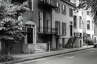 Savannah:  Row Houses.