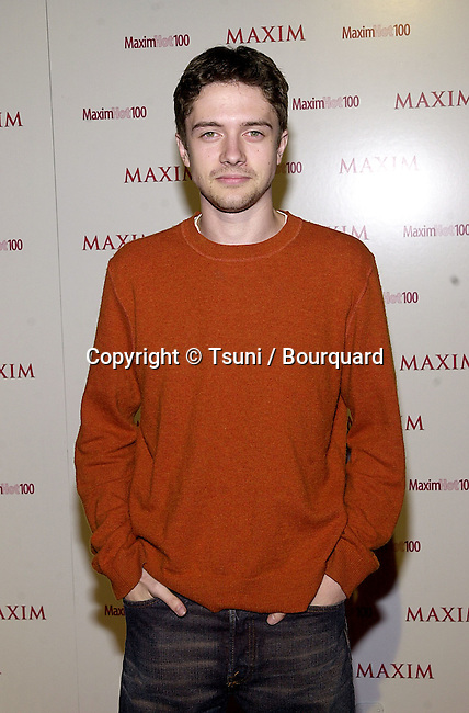 "Topher Grace arriving at the party organize by The Magazine Maxim "" Hot 100 ""  at Moomba club in Los Angeles  5/3/2001            -            GraceTopher02.jpg"