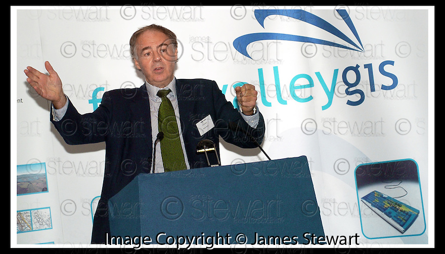 06/10/2007       Copyright Pic: James Stewart.File Name : 01_YATES_keith.FORTH VALLEY GIS LTD LAUNCH.KEITH YATES : CHIEF EXECUTIVE : STIRLING COUNCIL : CHAIR SOLACE.James Stewart Photo Agency 19 Carronlea Drive, Falkirk. FK2 8DN      Vat Reg No. 607 6932 25.Office     : +44 (0)1324 570906     .Mobile   : +44 (0)7721 416997.Fax         : +44 (0)1324 570906.E-mail  :  jim@jspa.co.uk.If you require further information then contact Jim Stewart on any of the numbers above........