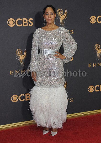 17 September  2017 - Los Angeles, California - Tracee Ellis Ross. 69th Annual Primetime Emmy Awards - Arrivals held at Microsoft Theater in Los Angeles. Photo Credit: Birdie Thompson/AdMedia
