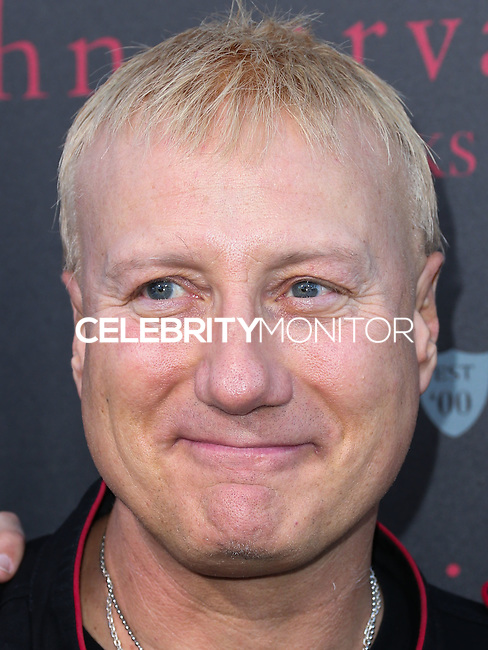 WEST HOLLYWOOD, CA, USA - SEPTEMBER 21: Gregg Bissonette arrives at the John Varvatos #PeaceRocks Ringo Starr Private Concert held at the John Varvatos Boutique on September 21, 2014 in West Hollywood, California, United States. (Photo by Xavier Collin/Celebrity Monitor)