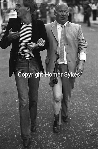 Notting Hill, London. 1977<br />